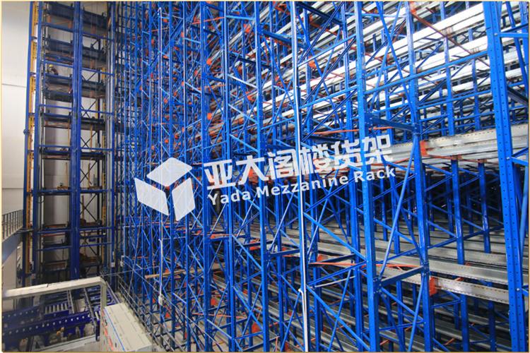 专业货架厂的自动化立体仓库