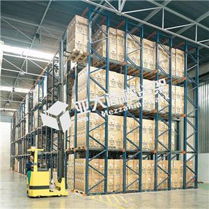 客户说想要了解重型货架,今天它来了