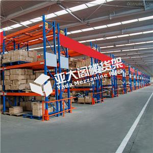 利用率高的重型货架设备概述及发展现状