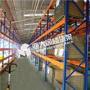 快消品行业使用重型货架效果更好