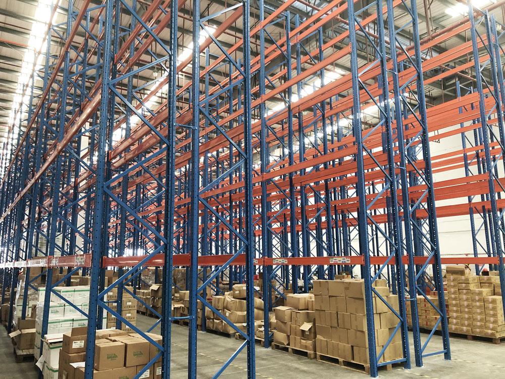 订制仓储设备重型货架介绍说明